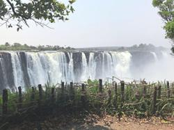 Easing Covid-19 restrictions bringing back tourists to Zimbabwes Victoria Falls