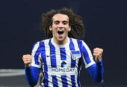 Guendouzi keen to fight for Arsenal future after Hertha loan