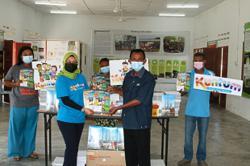 Kuntum reaches out to Orang Asli kids in Banting