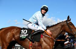 Blackmore becomes first woman jockey to win Champion Hurdle