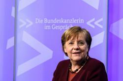 Merkel's party slides in poll as anger grows over virus management