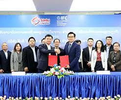 Deal to develop Laos' first integrated logistics facility inked