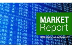 KLCI retraces earlier losses to close marginally higher