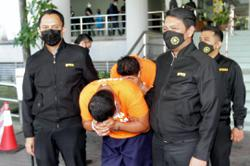 Two JPJ officers remanded for six days over alleged bribery