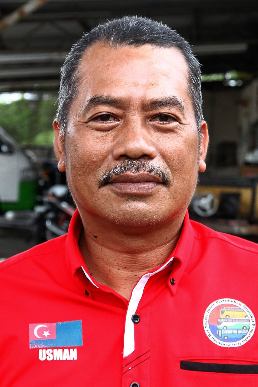 Usman: It will cost RM10,000, at least, to make a bus roadworthy again.