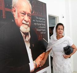 'Long overdue' posthumous award for the late Karpal Singh