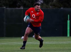 England's Genge urges social media firms to verify users after death threats
