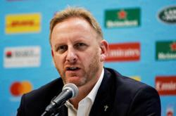 Gilpin appointed new World Rugby CEO