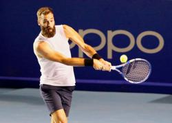 Not winning but getting out of bubble the only goal, says Paire