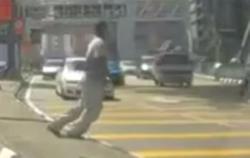 Bangladeshi injured after being hit by car