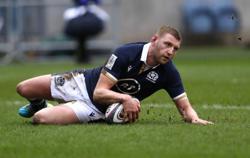 Finn Russell to return for Scotland against France