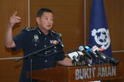 Calls for clean-up in police force