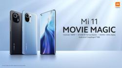 Mi 11: The ultimate movie studio in your pocket