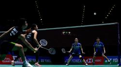 All-England: End of the road for Peng Soon-Liu Ying as they go down in straight sets to Japanese pair