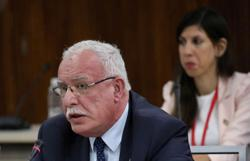 Israel takes Palestinian minister's VIP pass over ICC meeting, Palestinians say