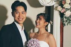 Singer Elizabeth Tan weds businessman