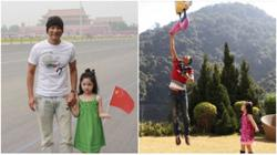 Simon Yam's daughter posts cute throwback photos on actor's 66th birthday