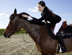 Showjumping wunderkind joins Richard Mille's list of ambassadors