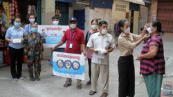 Cambodia logs another 71 Covid-19 cases