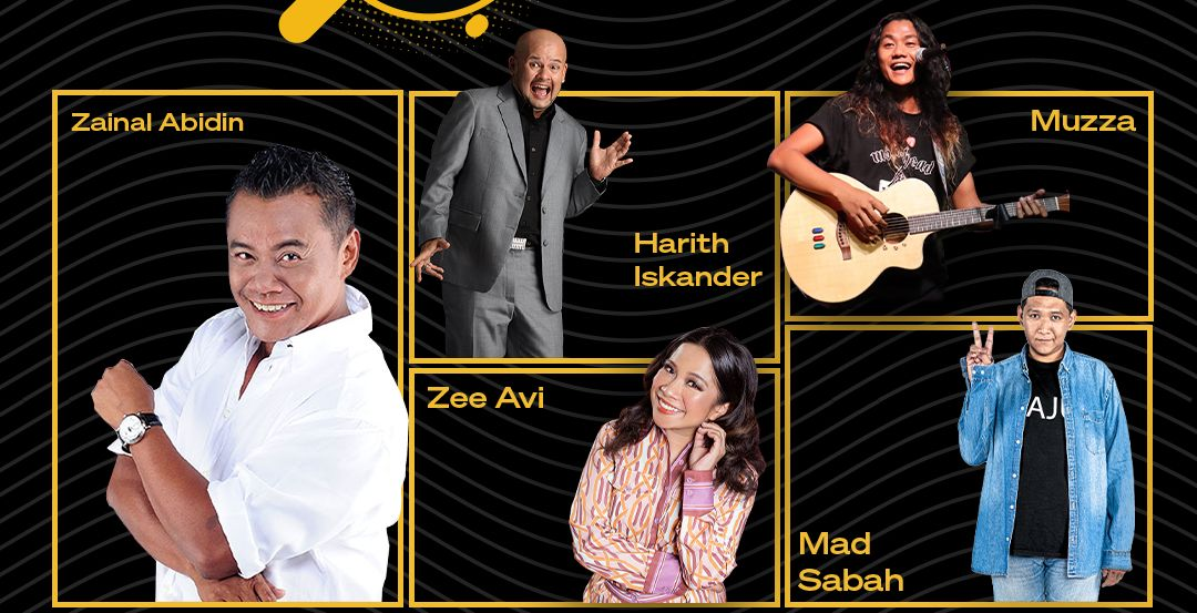 Catch these artistes live with Alive Again. Photo: PR Worldwide