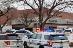 Colorado supermarket shooter kills 10, including police officer