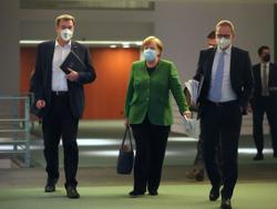Bavaria's Soeder says we are in most dangerous phase of pandemic