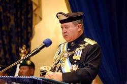 Johor Ruler confers titles in conjunction with 63rd birthday