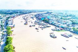 Vietnam needs US$16.5bil over 5 years to develop Mekong Delta