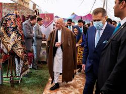 Exclusive-Rejecting U.S. peace plan, Afghan president to offer election in six months