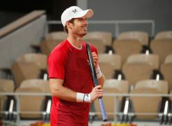 Tennis-Murray pulls out of Miami Open with groin injury