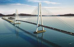 CM: Batang Lupar bridge a vital link for Sarawak coastal areas