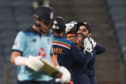 India win ODI opener as Krishna and Thakur derail England