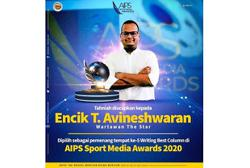 Top that – a high five for Avinesh