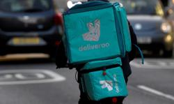 Deliveroo kicks off UK's largest IPO so far this year