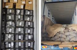 Maqis seizes over 24 tonnes of pest-infected cocoa from Uganda
