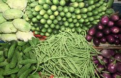 February inflation edges up 0.1% due to goods and services, food