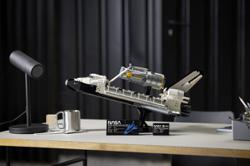 Lego blasts off with detailed recreation of Nasa space shuttle Discovery