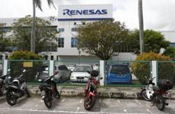 Japan calls for Renesas help from equipment makers