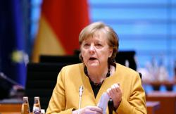 Merkel's party