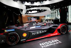 Nissan commits to electric Formula E until end of 2026