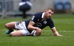 Rugby-Russell back for Scots in one of four changes