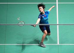 Jin Wei off to good start after long layoff