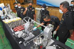 Major drug pipeline severed, cops say