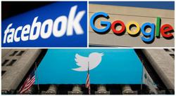 Factbox - Five things to watch as Facebook, Google, Twitter CEOs testify in Congress