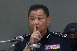 Conventional crimes down due to police roadblocks to curb Covid-19, says IGP