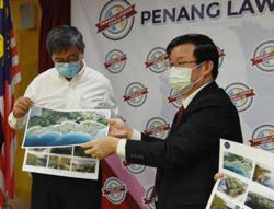 Penang's Island A to be fully funded by PDP