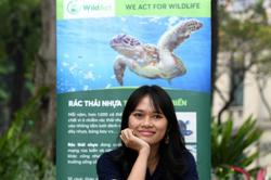 A lady warrior - Vietnam's wildlife defender fights poachers and prejudice