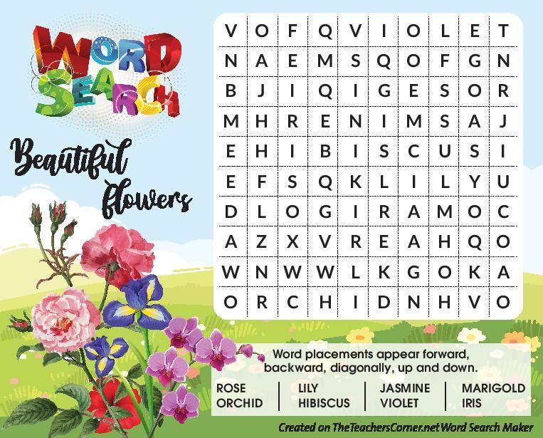 Find the hidden words!