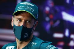 Motor racing-The name's Ryder, Honey Ryder for Vettel's Aston Martin F1 car