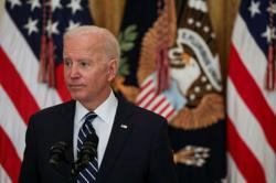 Biden vows to stop 'sick' Republican voting rights restrictions